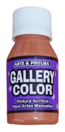 Acrílico Gallery Color Café Miel