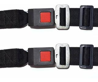 Cinturon De Seguridad De Cintura Auto Micro Camion Universal