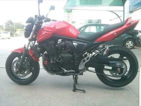 Suzuki Bandit 650n Vermelha Zerada