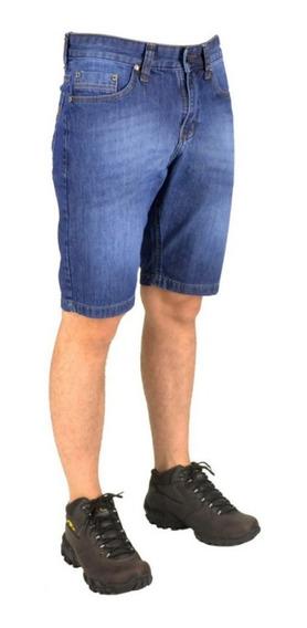 Kit 5 Bermudas Jeans Masculina 12x S Juro Promoção Especial