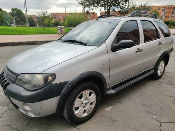 Fiat Palio Adventure 1800cc Mt 2007 Full Equipo