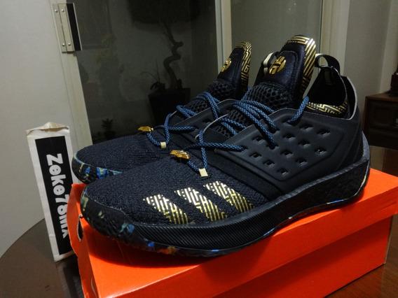 adidas Harden 2 Mvp 11.5 31.5 13.5 Jordan Lebron X Zeke78mx