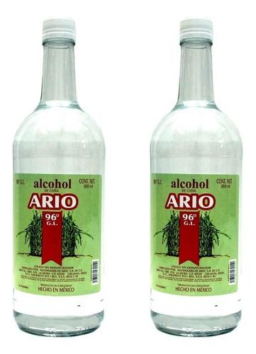 Imagen 1 de 1 de 2- Unidades De Alcohol De 96° Ario G.l.