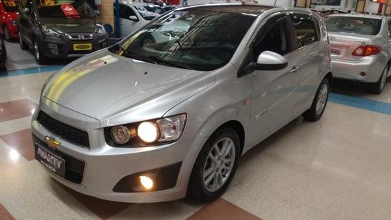 Chevrolet Sonic Ltz 1.6 Flex 2013 Completo Top Baixa Km