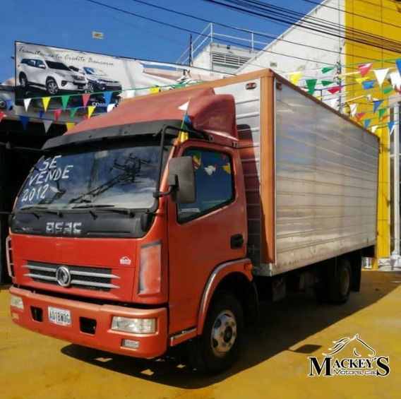 Camion Cava Dongfeng Dfac