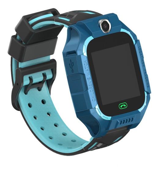 Reloj Inteligente E12 Para Niños. Con Localizador Y Celular