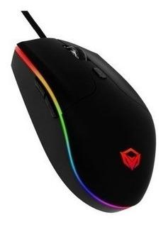 Mouse Gamer Usb Meetion Gm21 Ergonomico Cambia Color 4800dpi