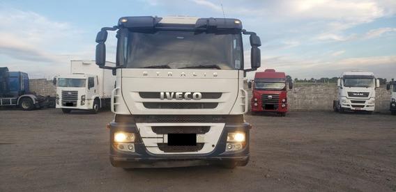Iveco Stralis 420 2008/08 6x2 064884km (3189)