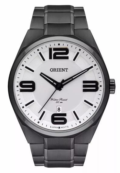 Relógio Masculino Orient Preto - Mpss1002-s2px ( Lancamento)