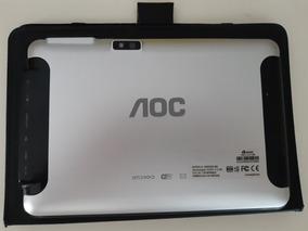 Aoc - Tablete Breeze 9 Perfeito Modelo Mw0922 Com Capa