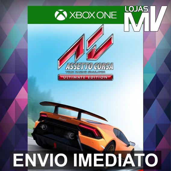 Assetto Corsa Ultimate - Xbox One Código 25 Dígitos