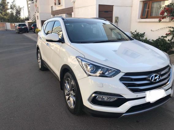 Hyundai Santa Fe 2.2 Gls Full