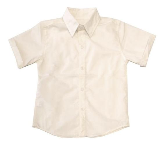 Camisa Lisa Para Niño Yamil Caricatoon