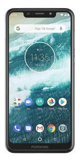 Smartphone Motorola One 64gb 13mp + 2mp Tela 5.8 Branco