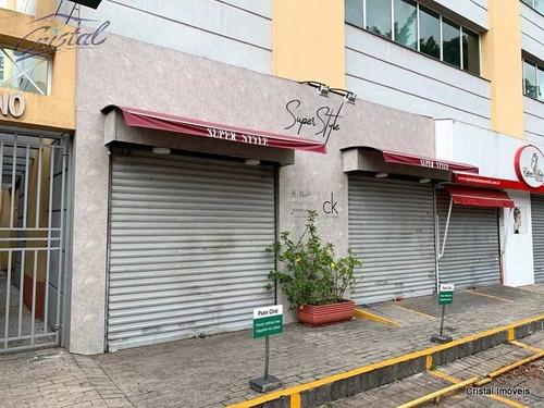 Imagem 1 de 6 de Comercial Para Aluguel, 0 Dormitórios, Portal Do Morumbi - São Paulo - 21167