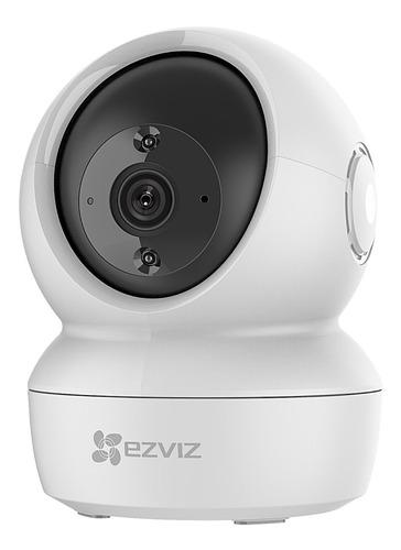 Imagen 1 de 10 de Camara Seguridad Ip Wifi Ezviz C6n 1080p Audio Motorizada