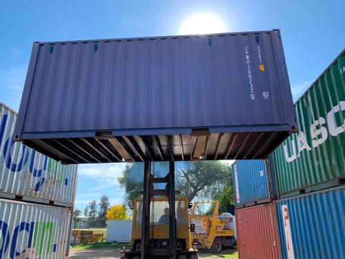 Contenedores Marítimos Container 20' Bahía