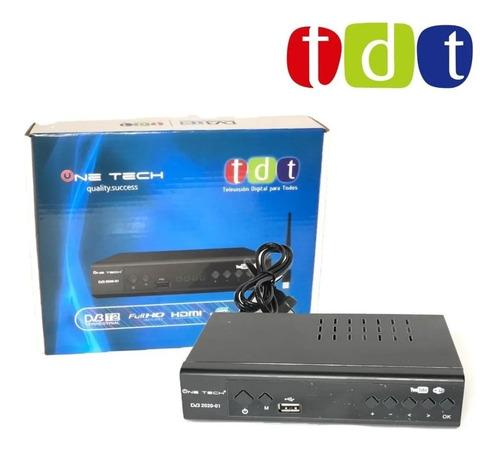 Decodificador Tdt Wifi Youtube Receptor Tv Digital Hd Qualit