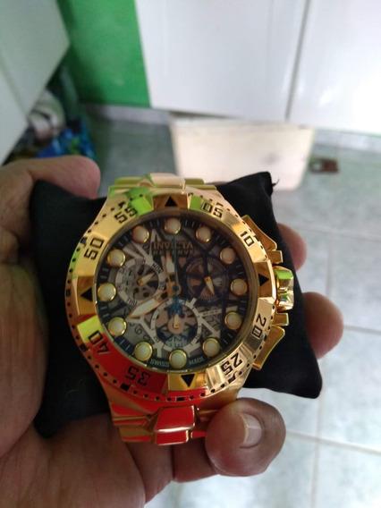 Relógio Invicta Eskeleton 15979
