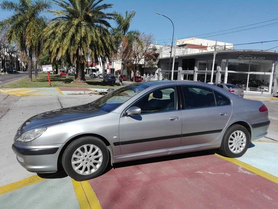 Peugeot 607 3.0 V6 Tiptronic 2003 Ilarioautos