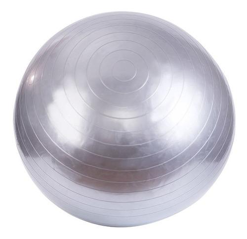 Balón Pilates 75 Cm + Inflador - Yoga & Pilates