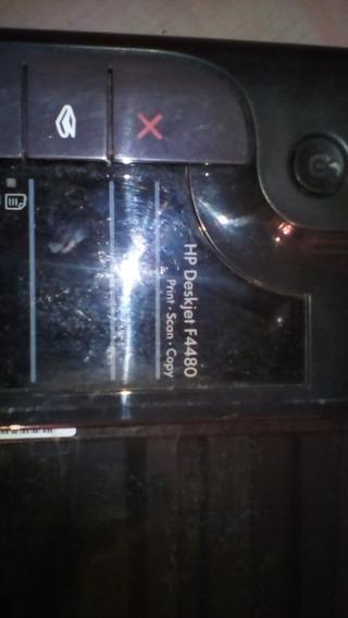 Impresora Hp F4480 Multifuncional ( Para Repuesto, Enciende)