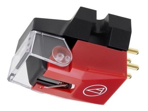 Cápsula Audio Technica At-vm540ml Vermelha Microlinear