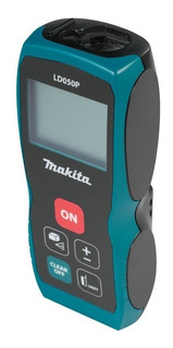 Medidor Laser Makita 50m Ld50p Cálculo Areas, Volumenes Etc
