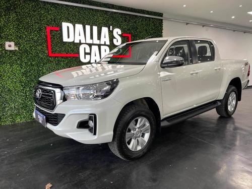 Toyota Hilux 2.8 Cd Srv 177cv 4x4 2020