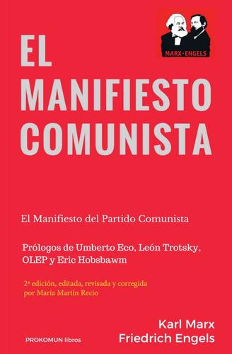 Imagen 1 de 1 de El Manifiesto Comunista, De Autores Varios