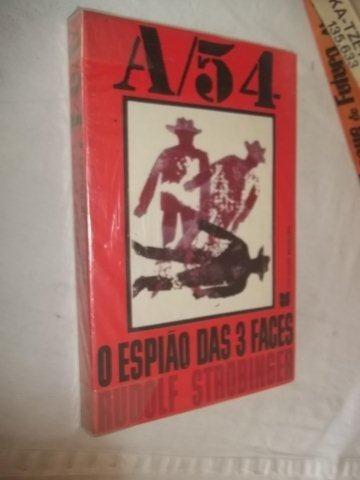 Livro - O Espião Das 3 Face - Literatura Estrangeira