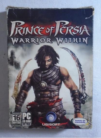 Prince Of Persa Warrior Wiihin Pc Game Original