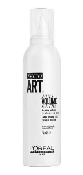 Loreal Tecni Art Full Volume Extra Mousse X250