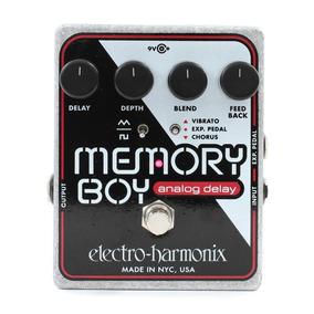 Pedal Delay Electro Harmonix Memory Boy Delay Analog