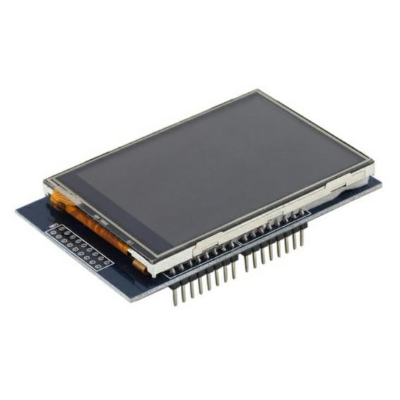 Display Lcd Touch Screen Colorido Para Arduino
