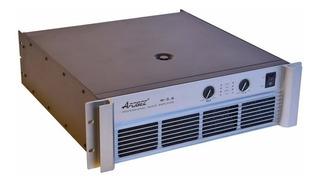 Potencia Apogee W-3.6 1800w X 2 En 2 Ohms