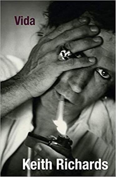 Livro - Vida - Keith Richards (livro Novo - Promoção)