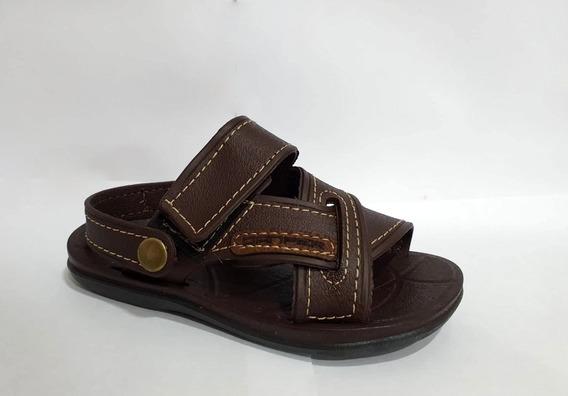 Chinelo/sandália Masculina Infantil Danper 6604