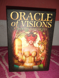Oráculo De Las Visiones Ciro Marchetti