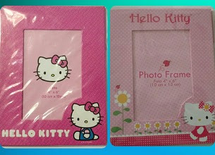Portarretrato De Hello Kitty.