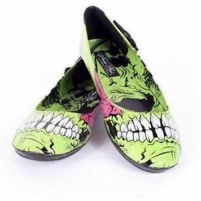 Iron Fist Zombie Flats!!!