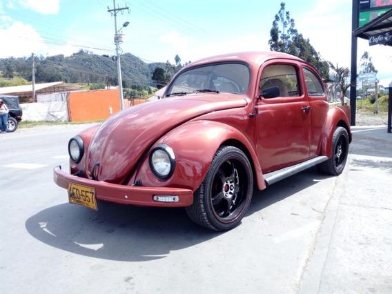 Volkswagen Escarabajo 1300 1955