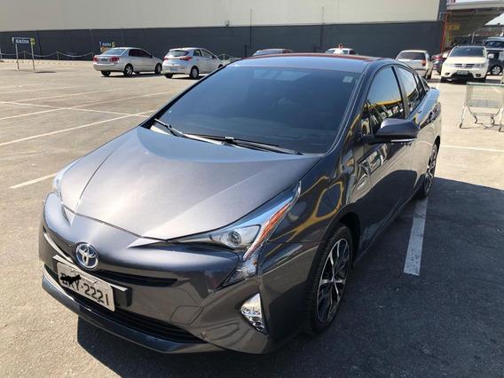 Toyota Prius 2018 Cinza Automatico