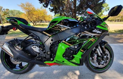 Kawasaki Ninja Zx10r No Permuto R1 Zx10 Cbr S1000 Gsxr