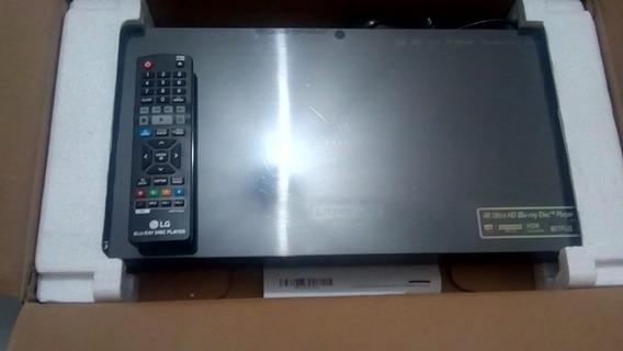 Aparelho Blu-ray Lg Up970 4k Ultra Hd 3d Player