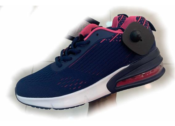Zapatos Deportivo Económico Escolar Liviano Gym Blanco Negro
