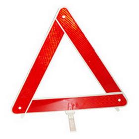 Triangulo De Segurança Branco