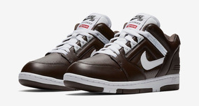 Tênis Nike Sb Air Force 2 Supreme - 100% Original