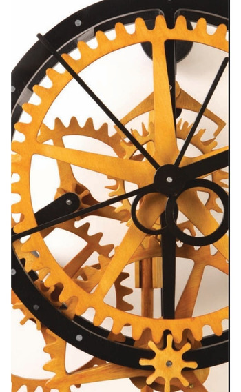 Projeto Relógio De Parede Pêndulo