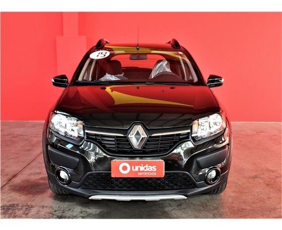 Renault Sandero 1.6 16v Sce Flex Stepway Expression Manual